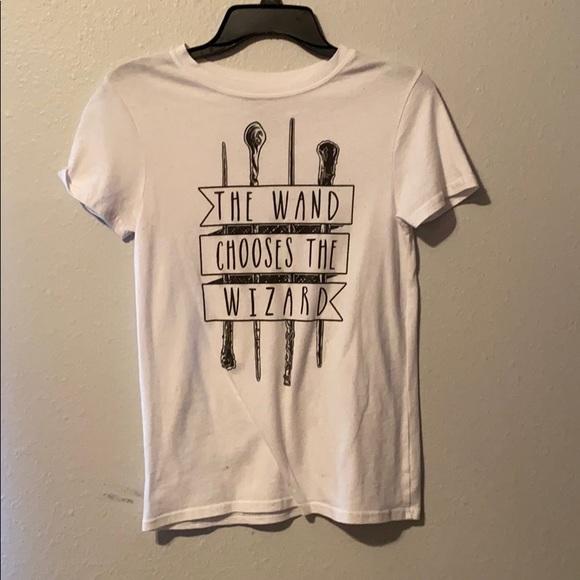 Warner Bros. Tops - Harry Potter quote shirt